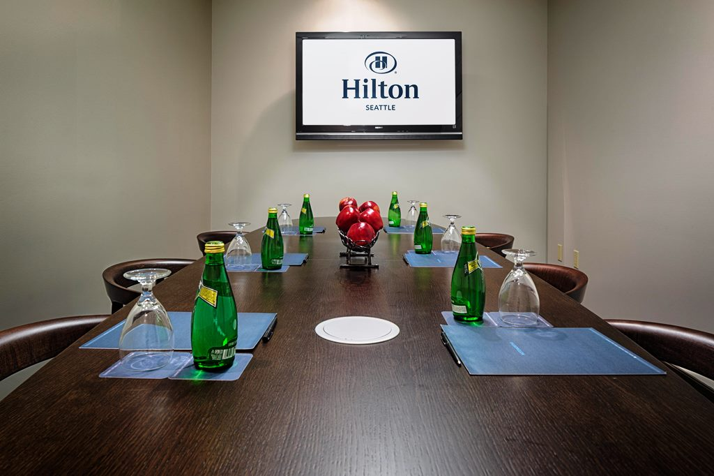 Hilton-Seattle-Hotel-Boardroom
