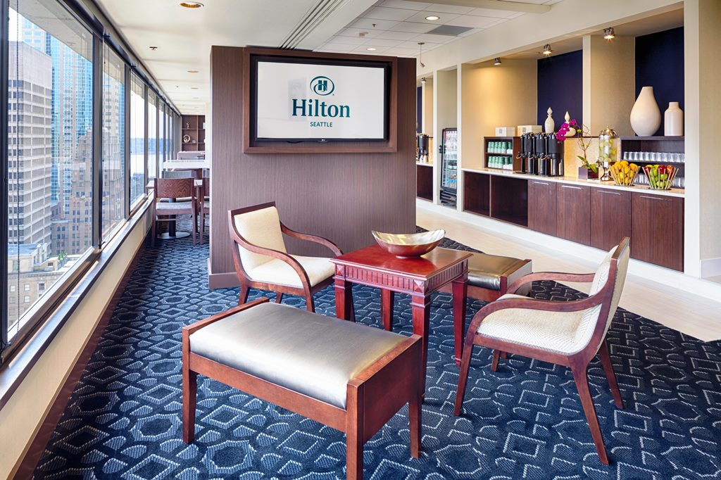 Hilton-Seattle-Hotel-Executive-Lounge